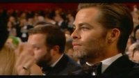 Chris Pine Oscars' Most Unforgettable Moments