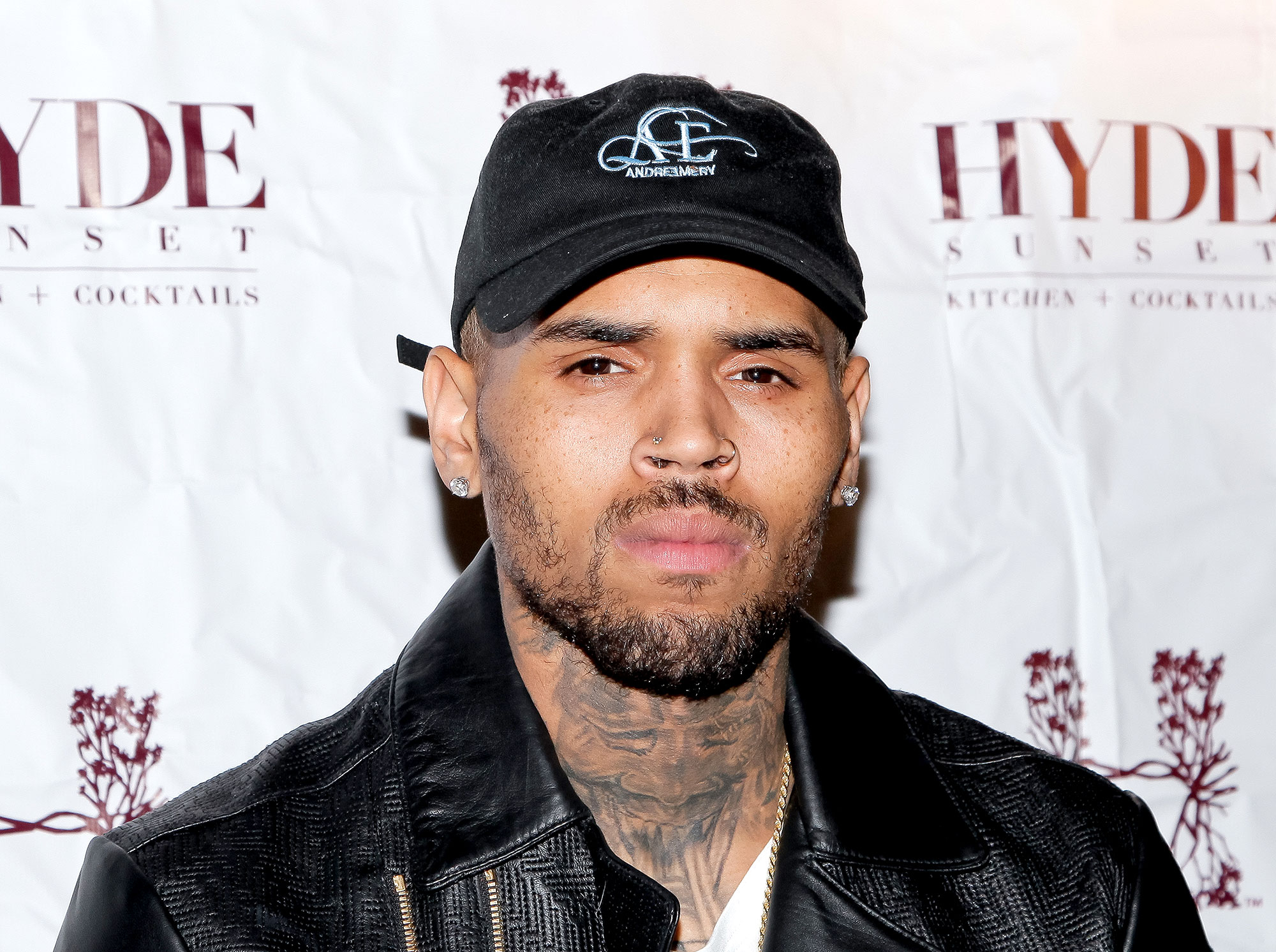 Chris Brown released from jail following arrest
