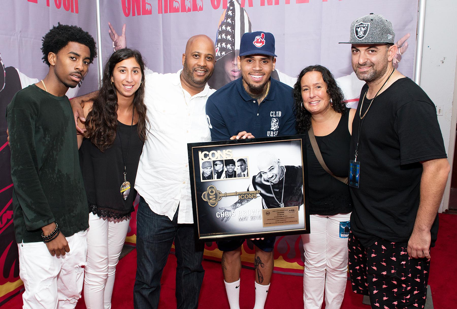 Chris Brown Mike G