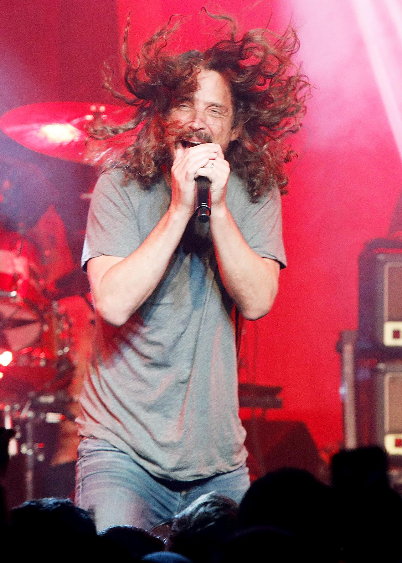 Chris Cornell Soundgarden dead