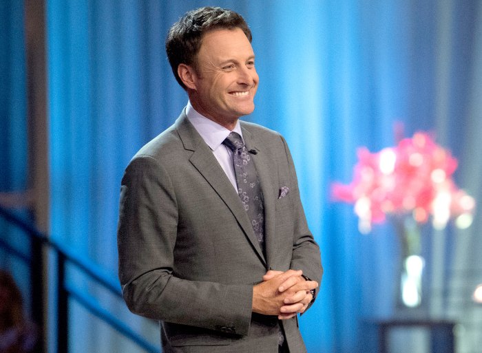 The host of The Bachelor and The Bachelorette, Chris Harrison
