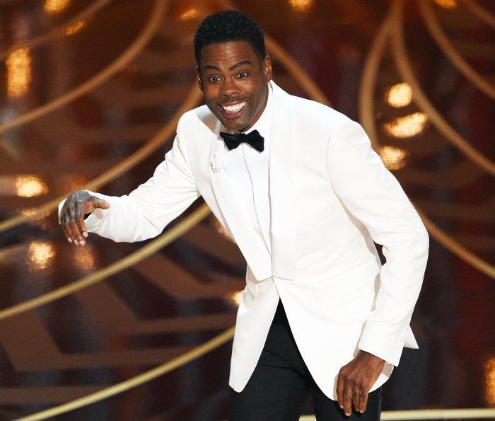Chris Rock hosts Oscars 2016