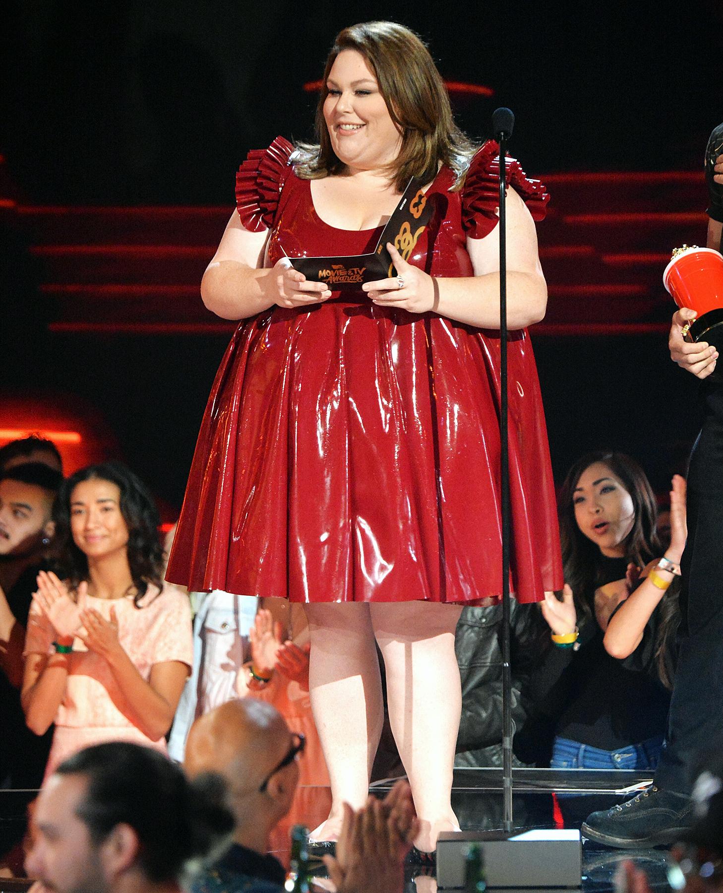 Chrissy Metz 2017 MTV Movie & TV Awards