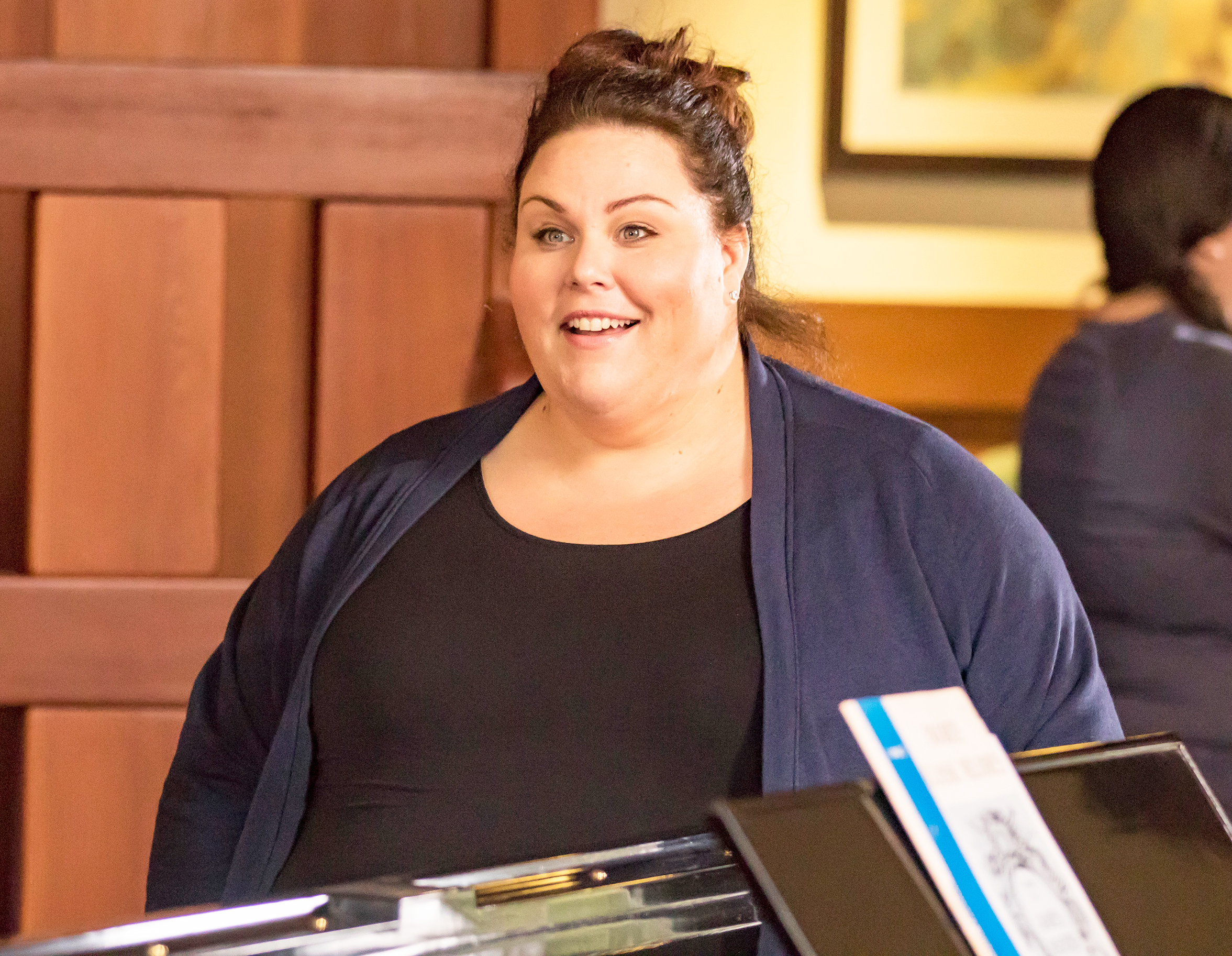 Chrissy Metz as Kate Pearson in This Is Us