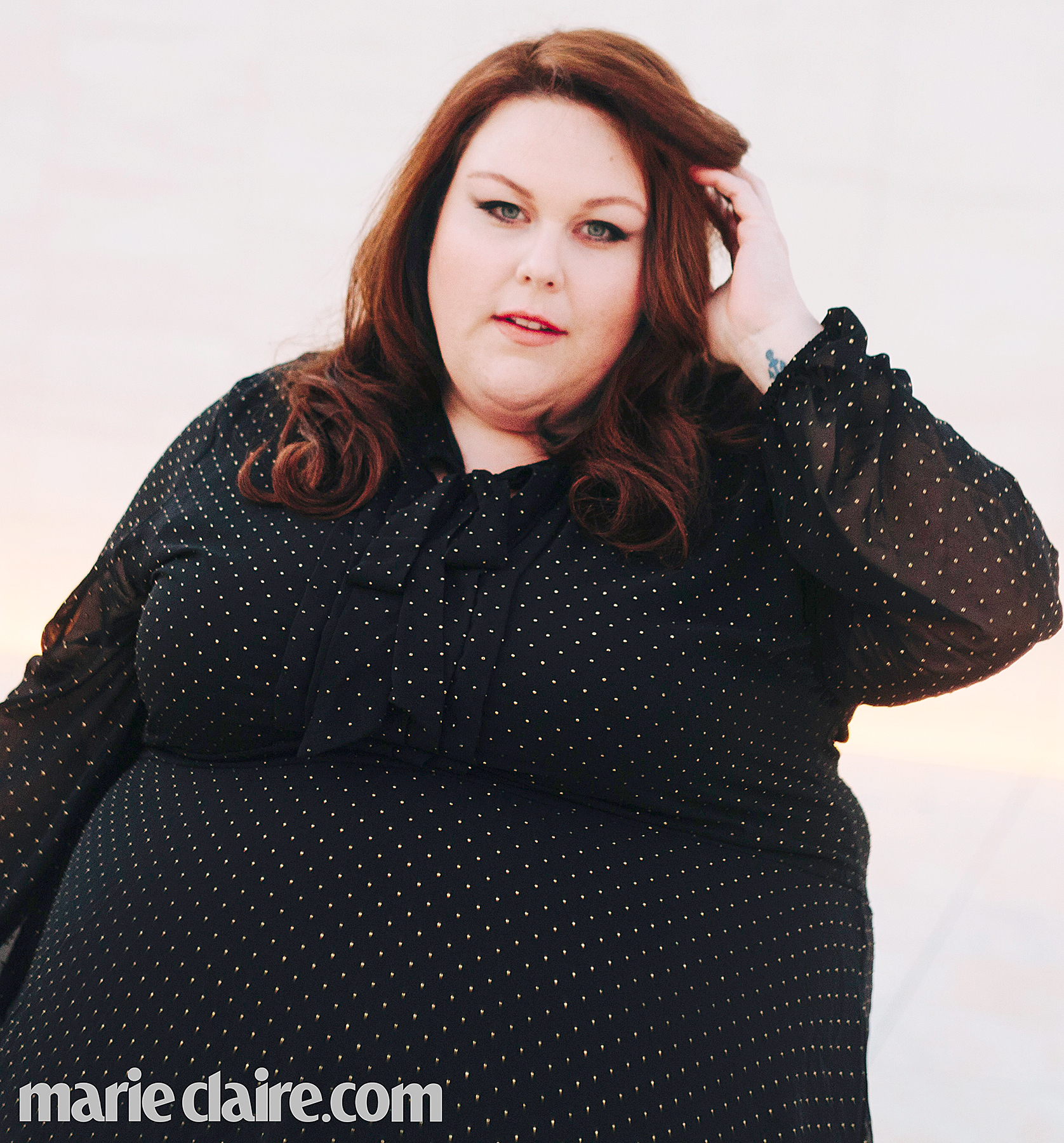 Chrissy Metz Marie Claire
