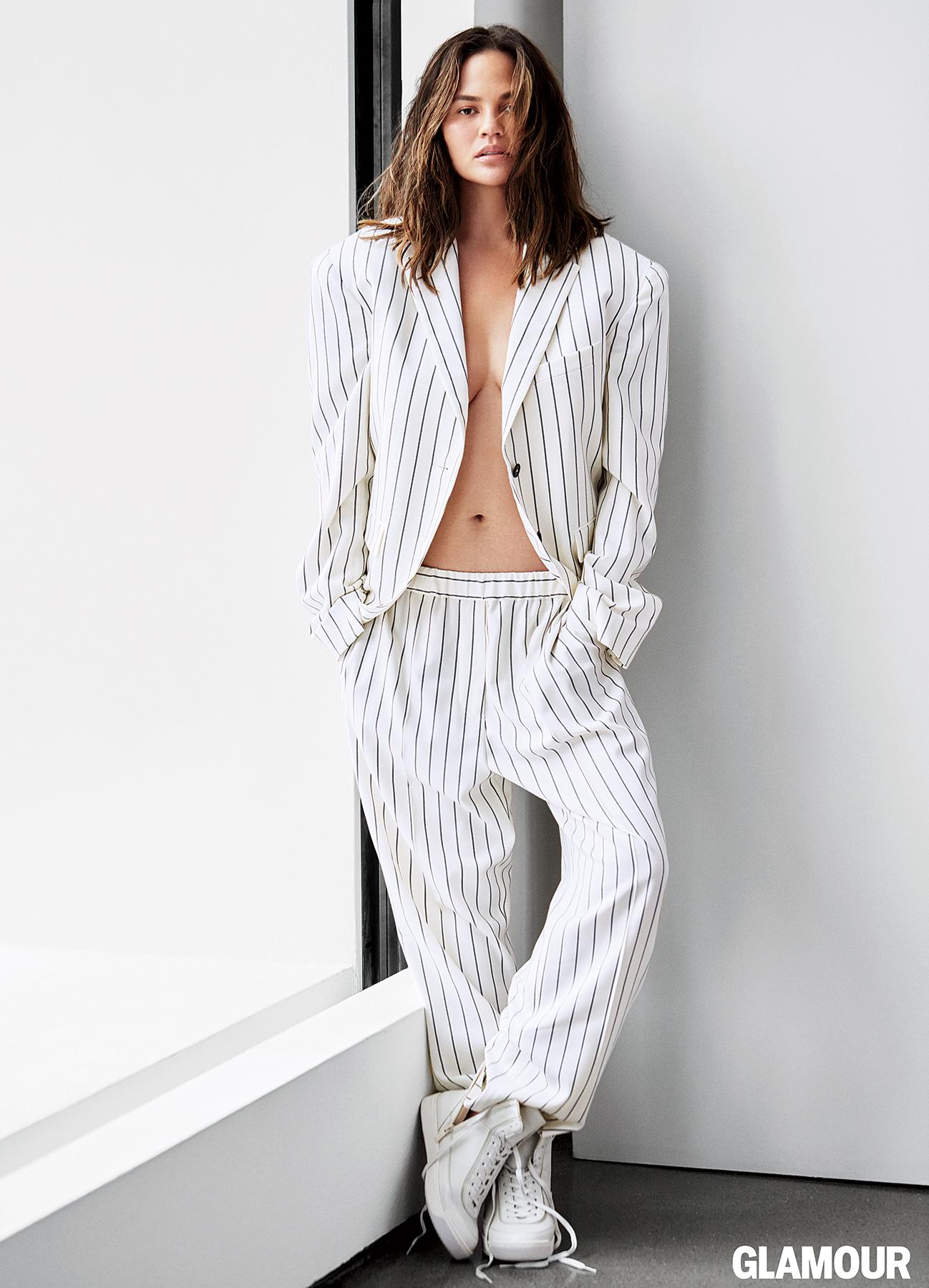 Chrissy Teigen Glamour