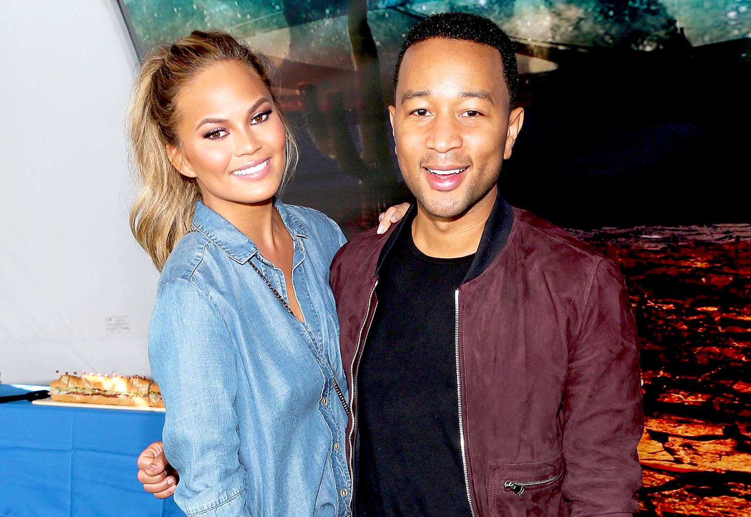 Chrissy Teigen and John Legend Play Nerdy 'Math Off' Game on Italian Vacation: Watch!