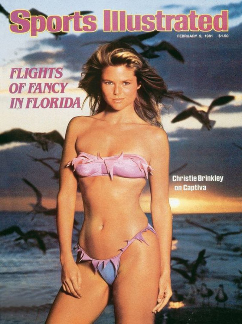 Sports Illustrated 1979 Swimsuit Issue - Christie Brinkley