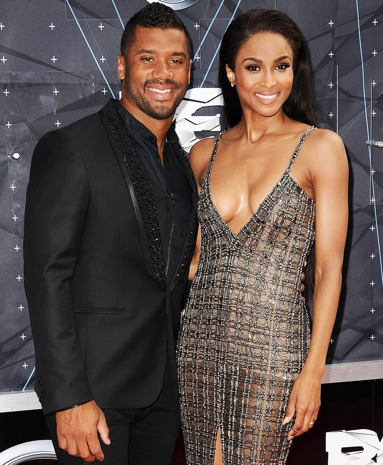 Russell and ciara dating 8