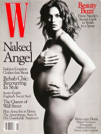 Cindy Crawford W Magazine cover