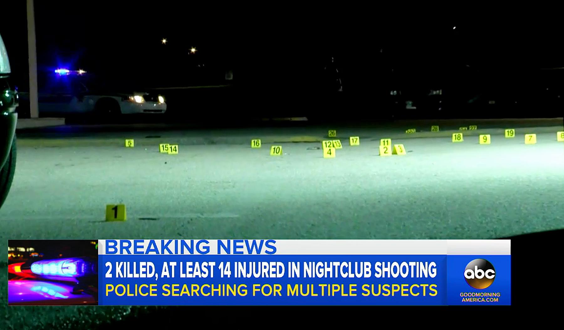 Club Blu Fort Myers nightclub shooting
