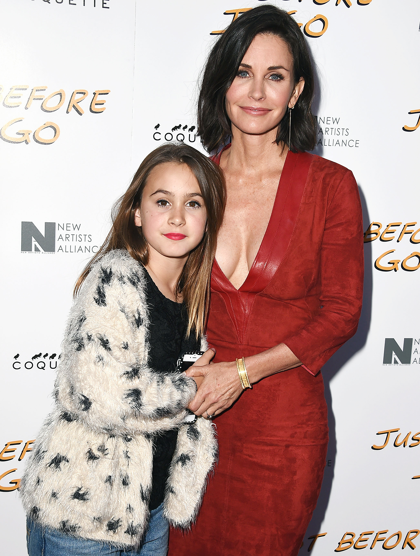 Coco Arquette Courteney Cox