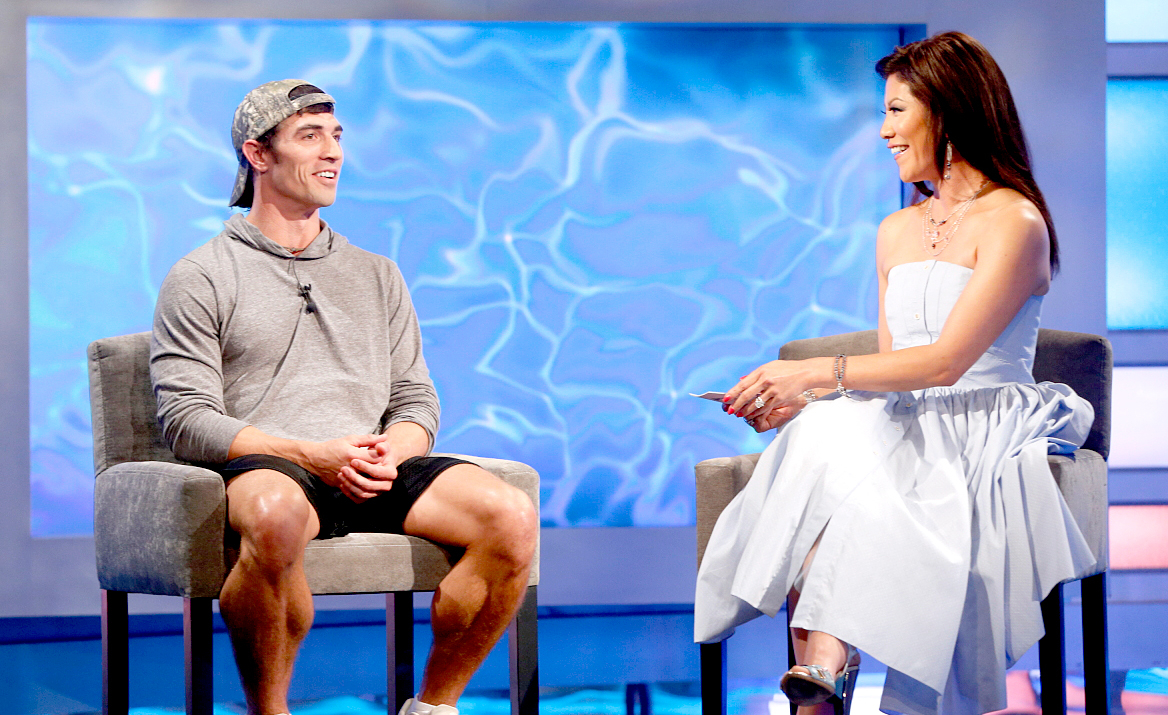 Cody Nickson is the second live evictee on Big Brother.