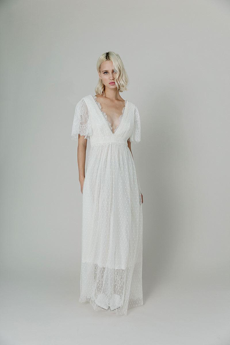 Jennifer Lawrence Wore a Wedding Dress to a Movie Premiere