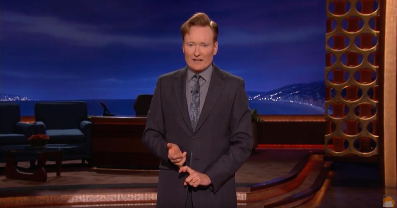 Conan O'Brien addresses Orlando nightclub shooting