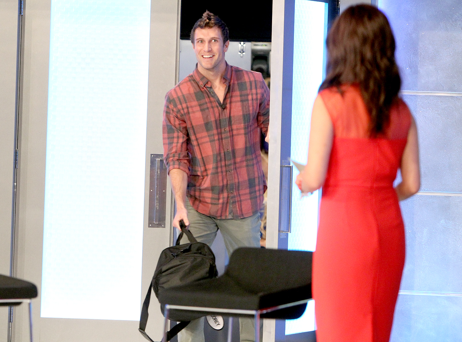 Corey Brooks is evicted on Live Eviction night on Big Brother, September 14th.