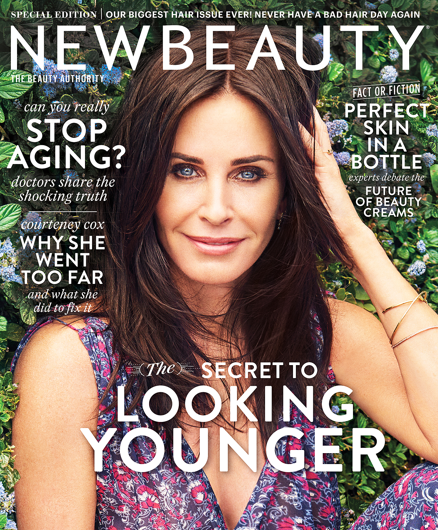Courteney Cox NewBeauty