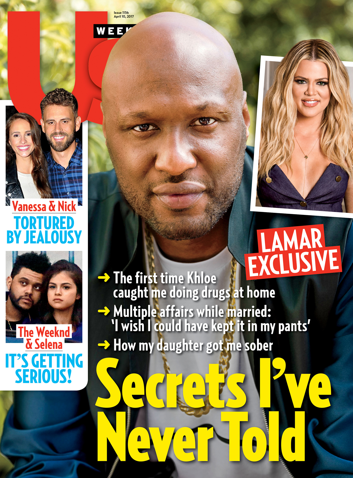 Lamar Odom Breaks His Silence