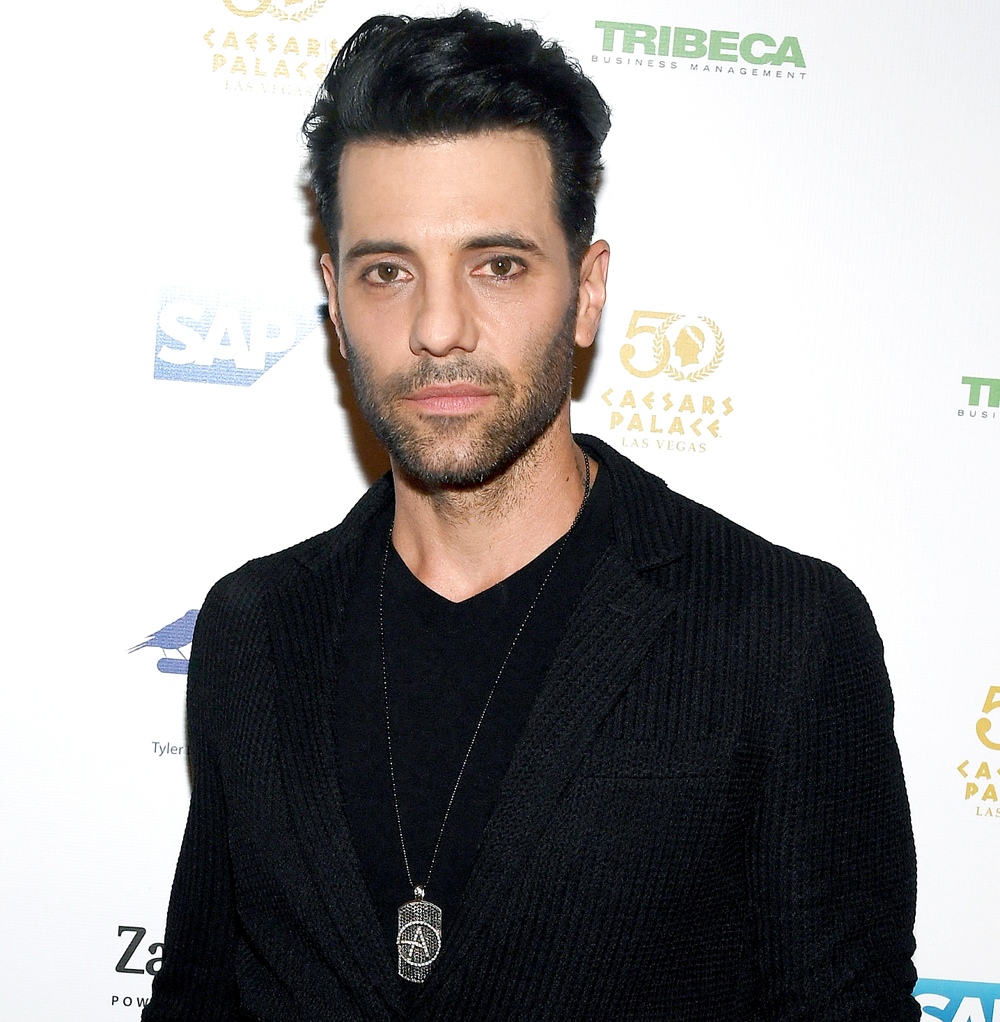 Criss Angel attends the third annual Tyler Robinson Foundation gala benefiting families affected by pediatric cancer at Caesars Palace on September 30, 2016 in Las Vegas, Nevada.