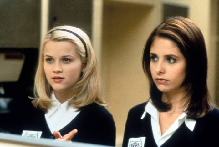 Reese Witherspoon and Sarah Michelle Gellar