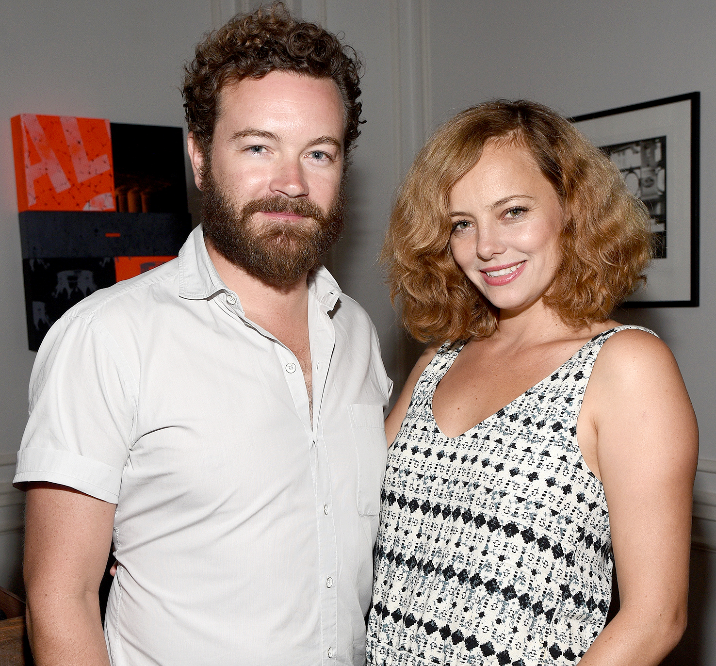 Who is danny masterson dating now