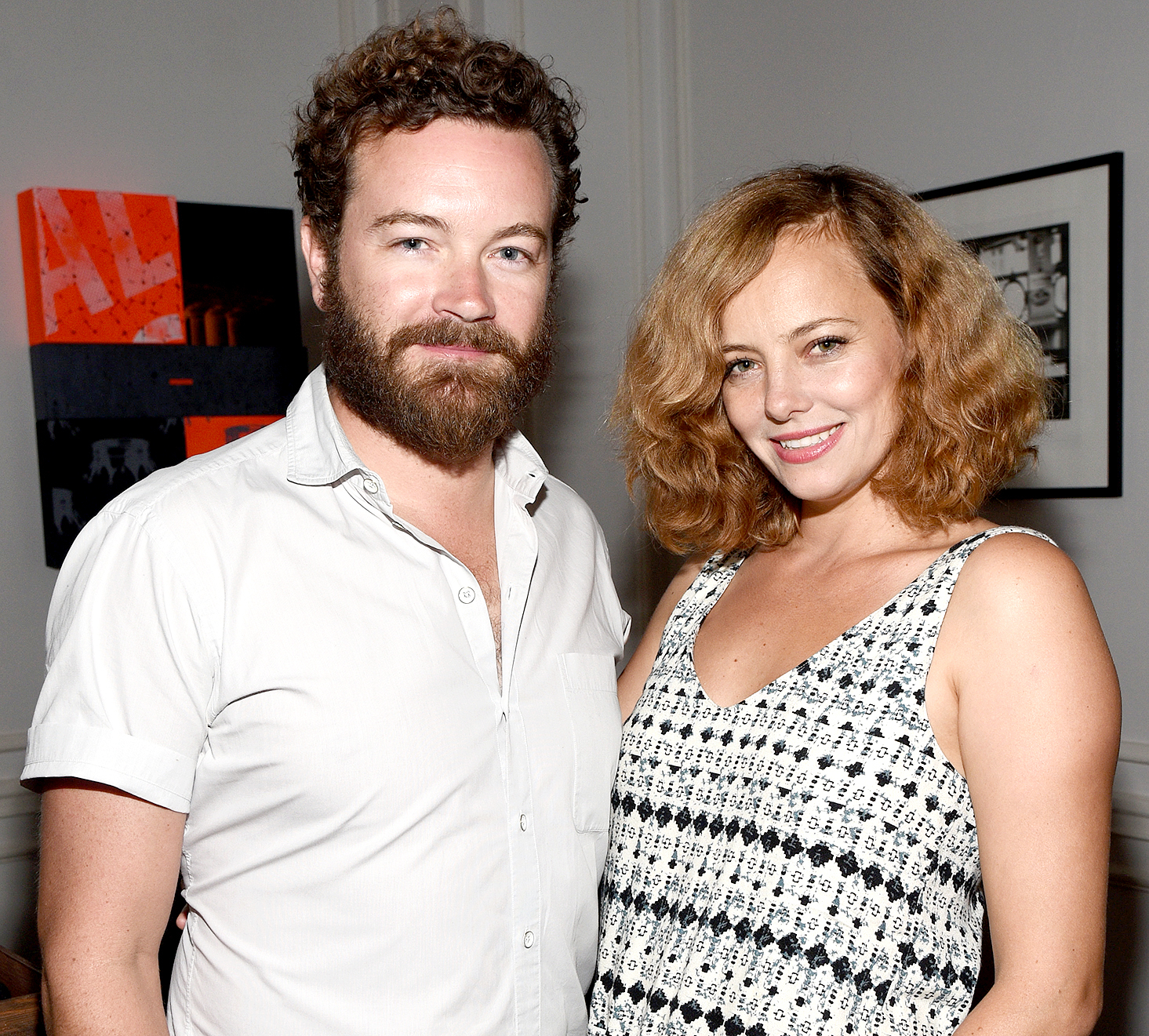 Danny Masterson Shares Pic Of Bijou Phillips After Kidney Transplant