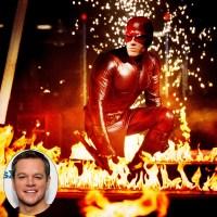 Matt Damon; Ben Affleck