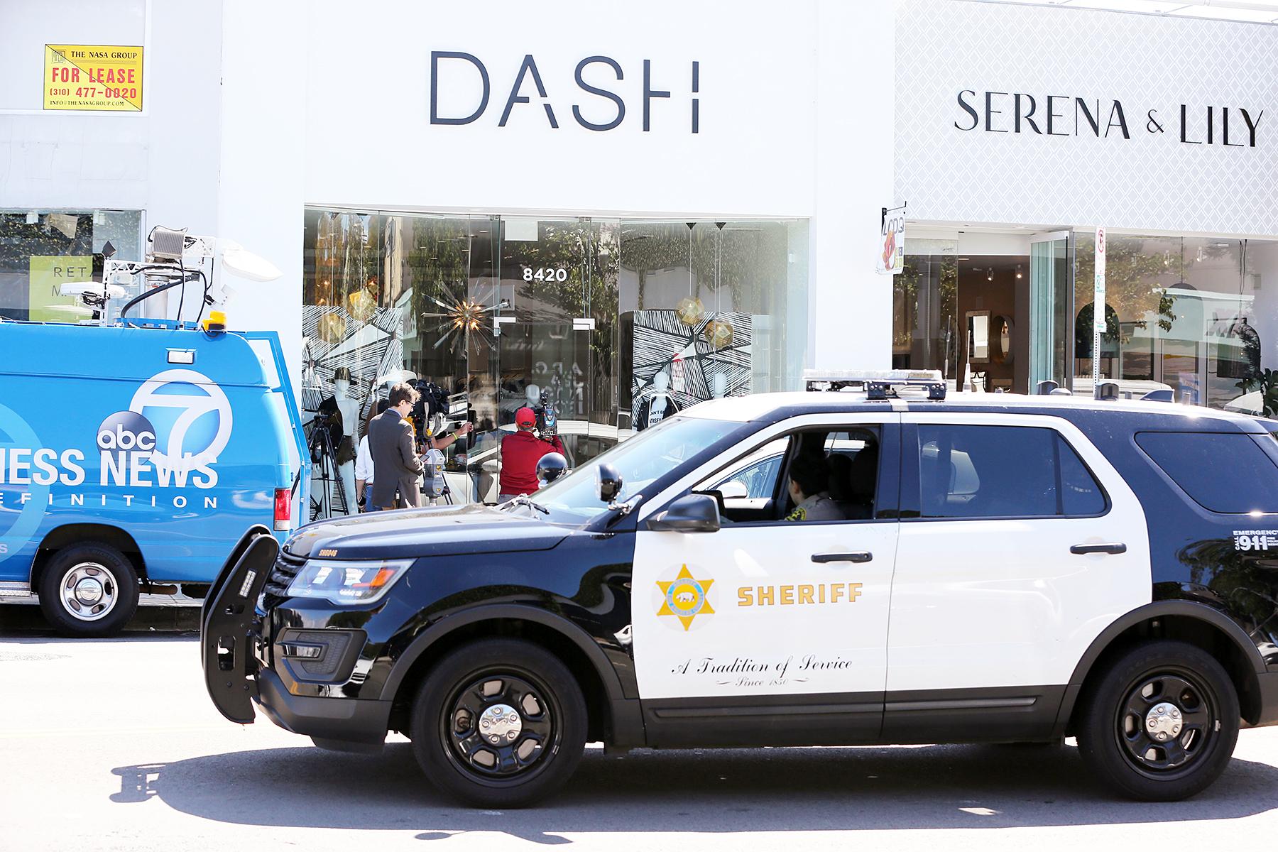 Machete Dash store Kardashians