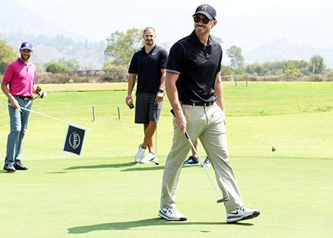 Dave Annable golf