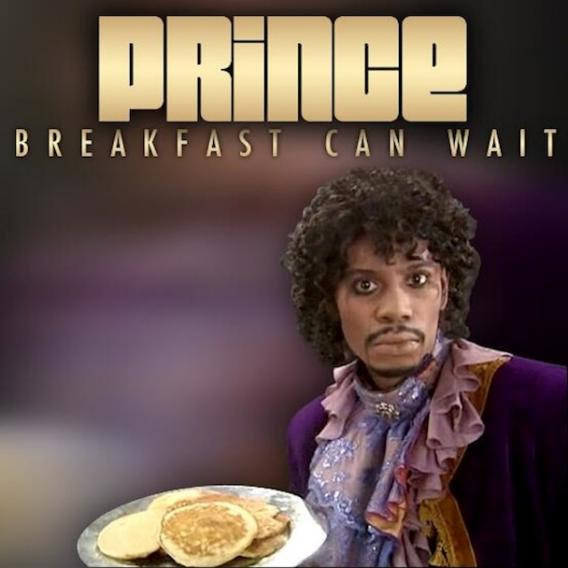 Dave Chappelle Prince cover
