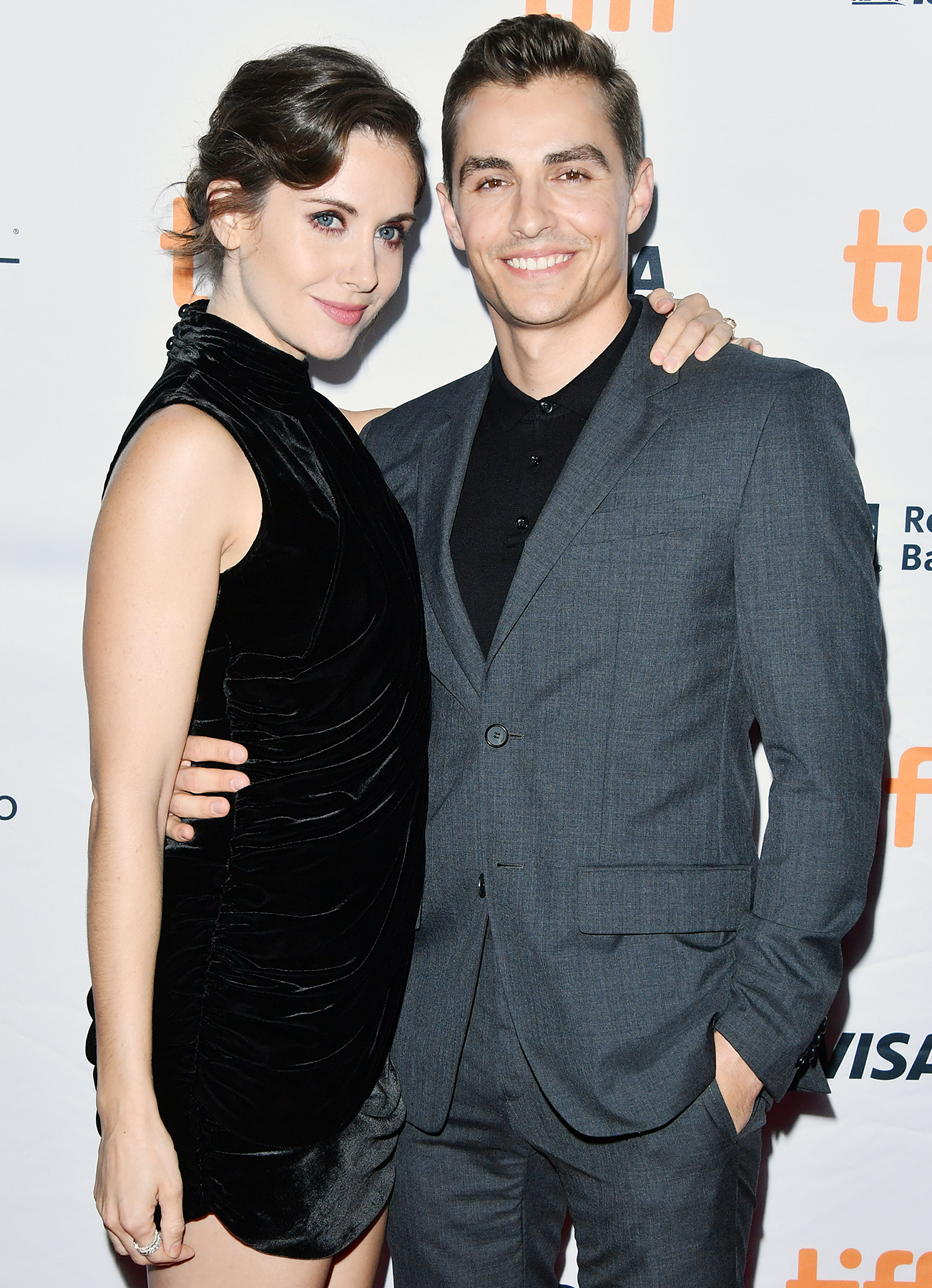 Dave franco jokes wife alison brie was only option for marriage dave franco alison brie m4hsunfo