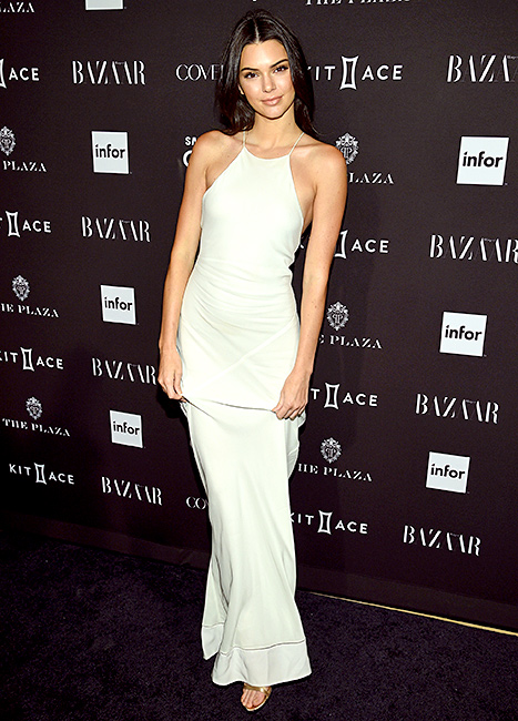 Kendall Jenner - Harper's BAZAAR ICONS event