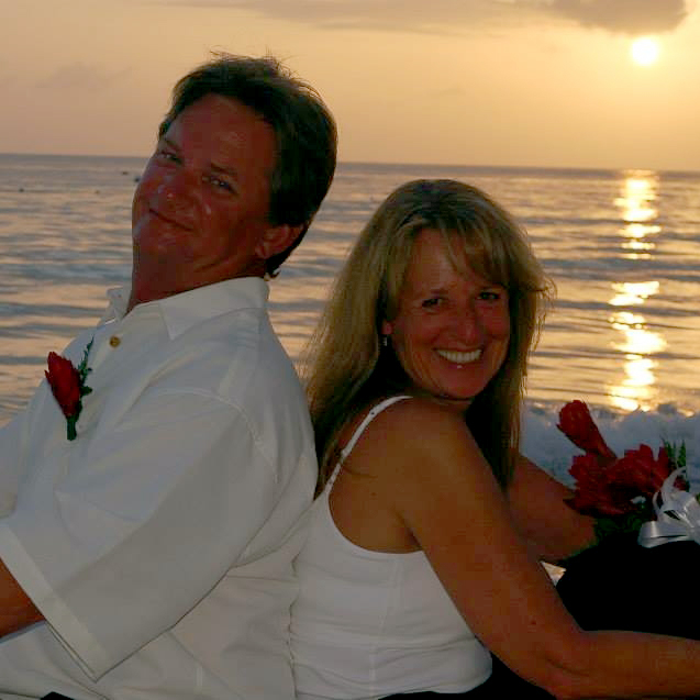 Hank Taylor and Debora Taylor