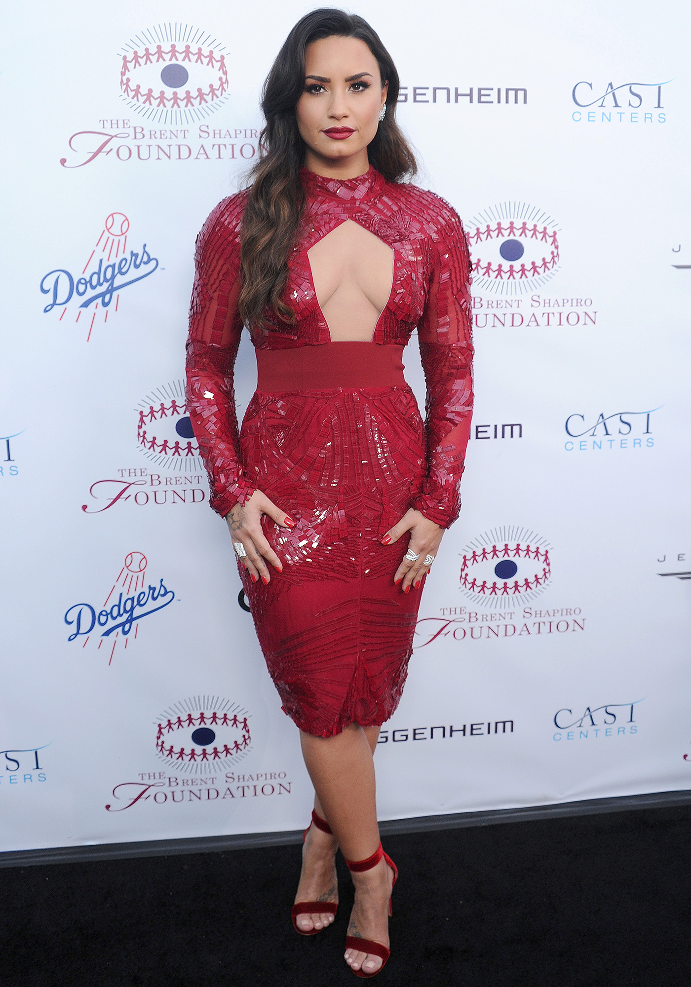 Demi Lovato, Sexuality, Irrelevant, Brent Shapiro Foundation For Alcohol And Drug Prevention