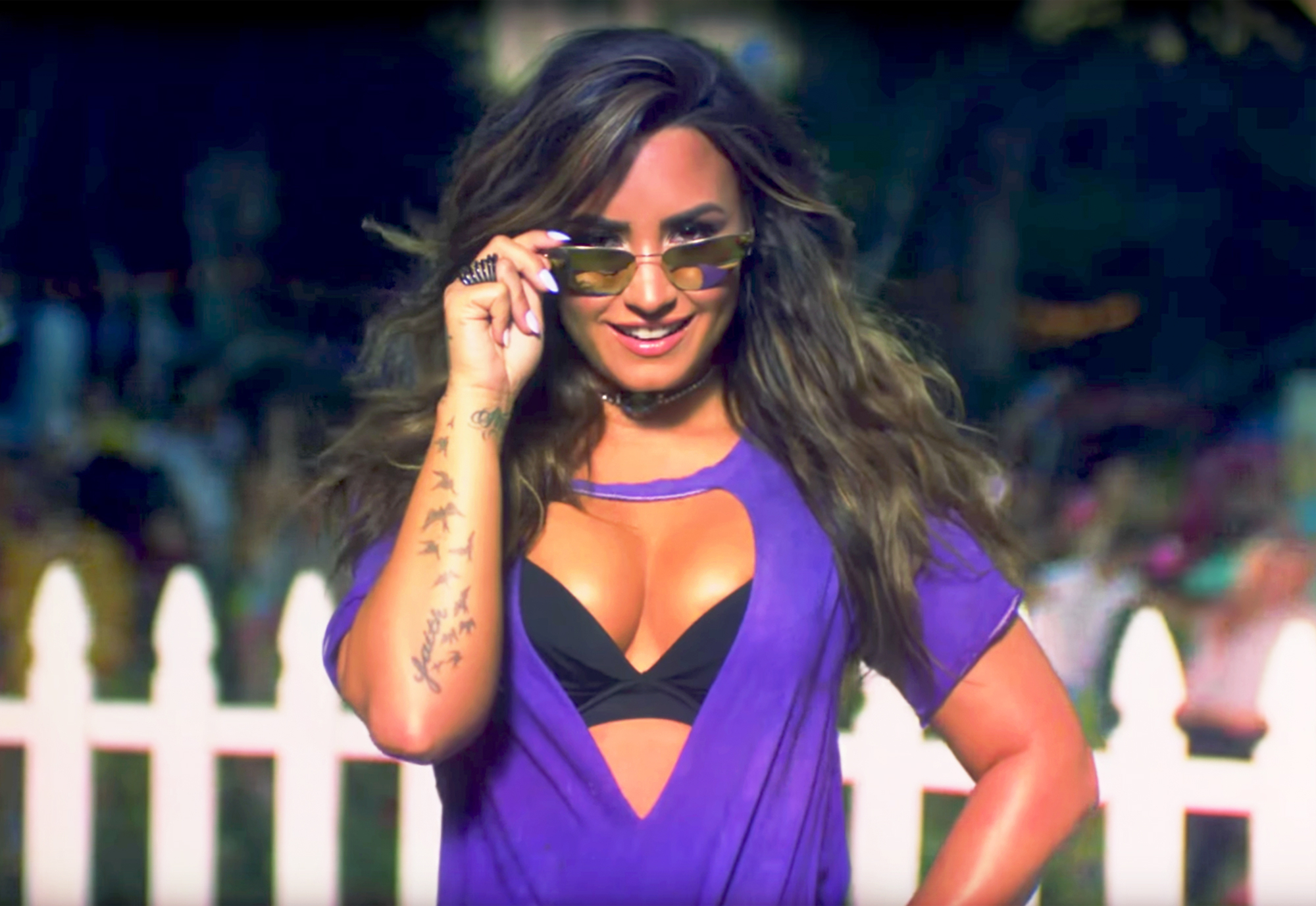 Video Demi Lovato nude (27 photo), Topless, Cleavage, Feet, braless 2018