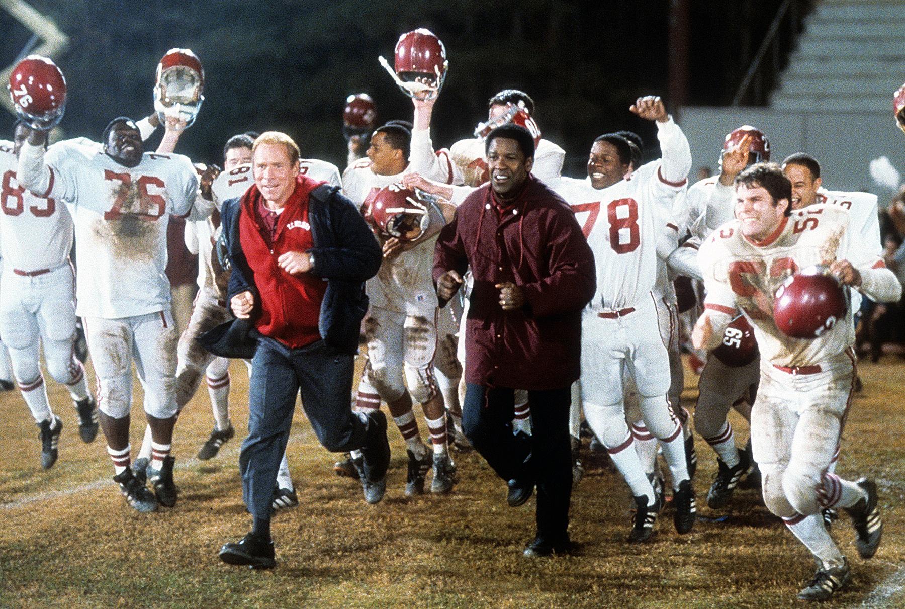 Denzel Washington Remember The Titans