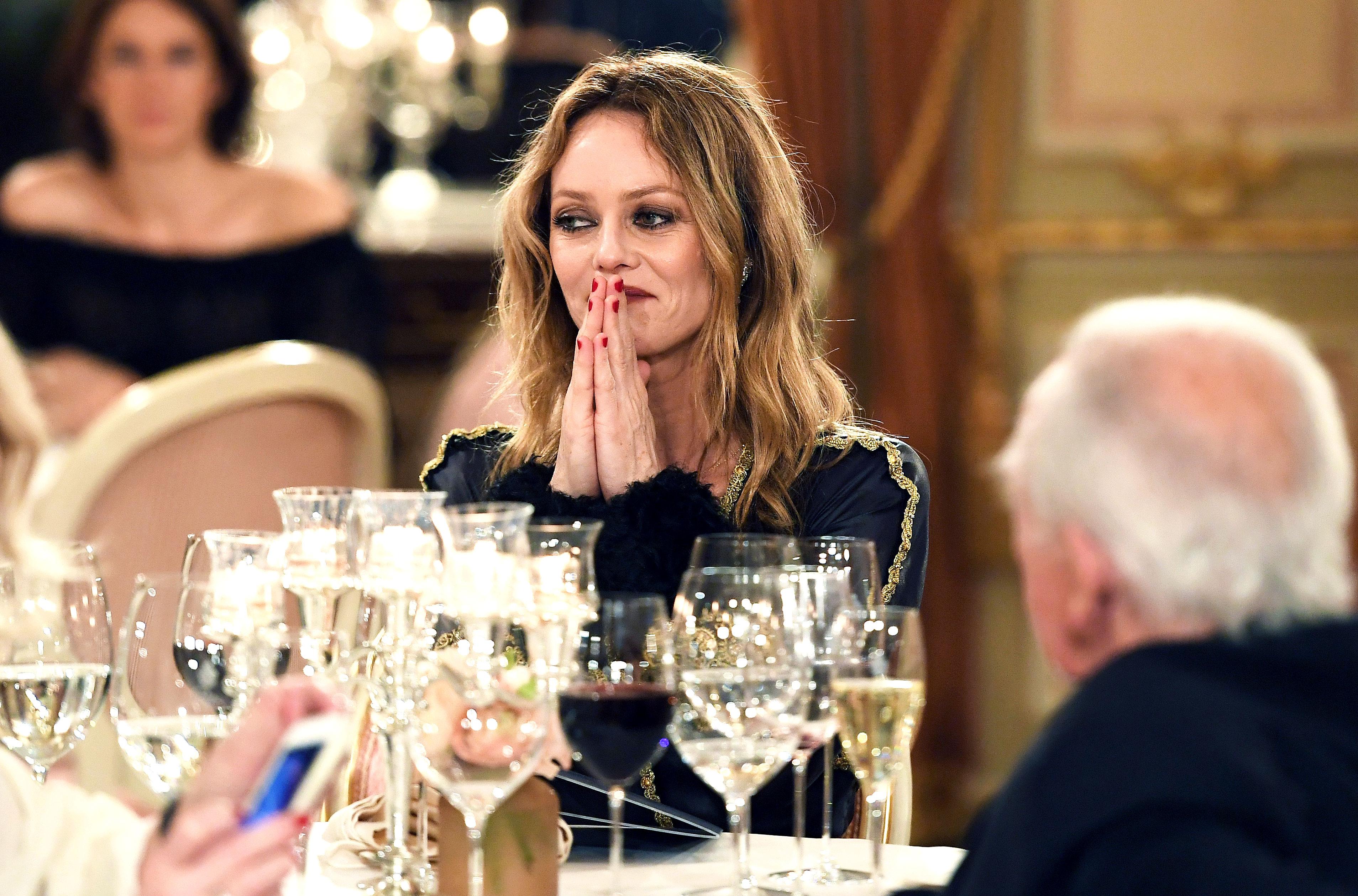 Lily-Rose Depp Makes Runway Modeling Debut at Chanel
