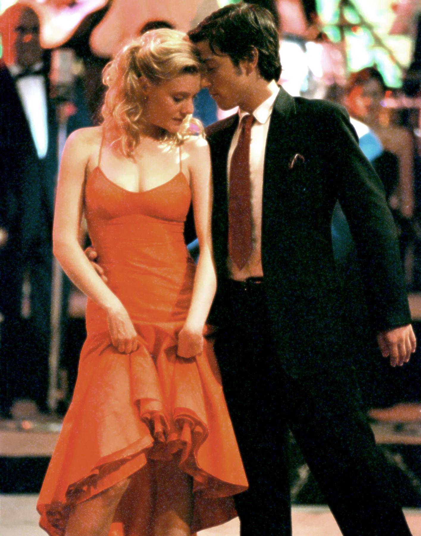 Romola Garai and Diego Luna in 2004's Dirty Dancing: Havana Nights