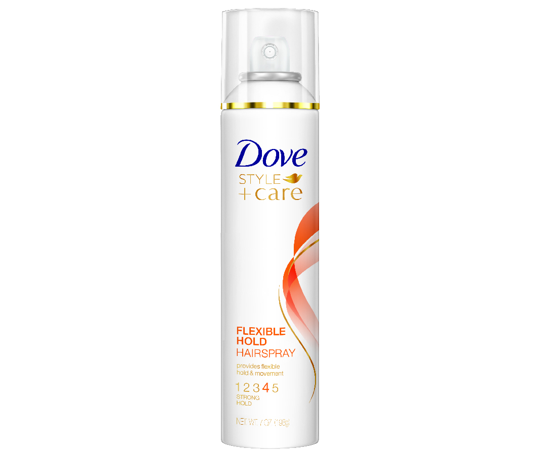 Dove Style+Care Flexible Hold Hairspray