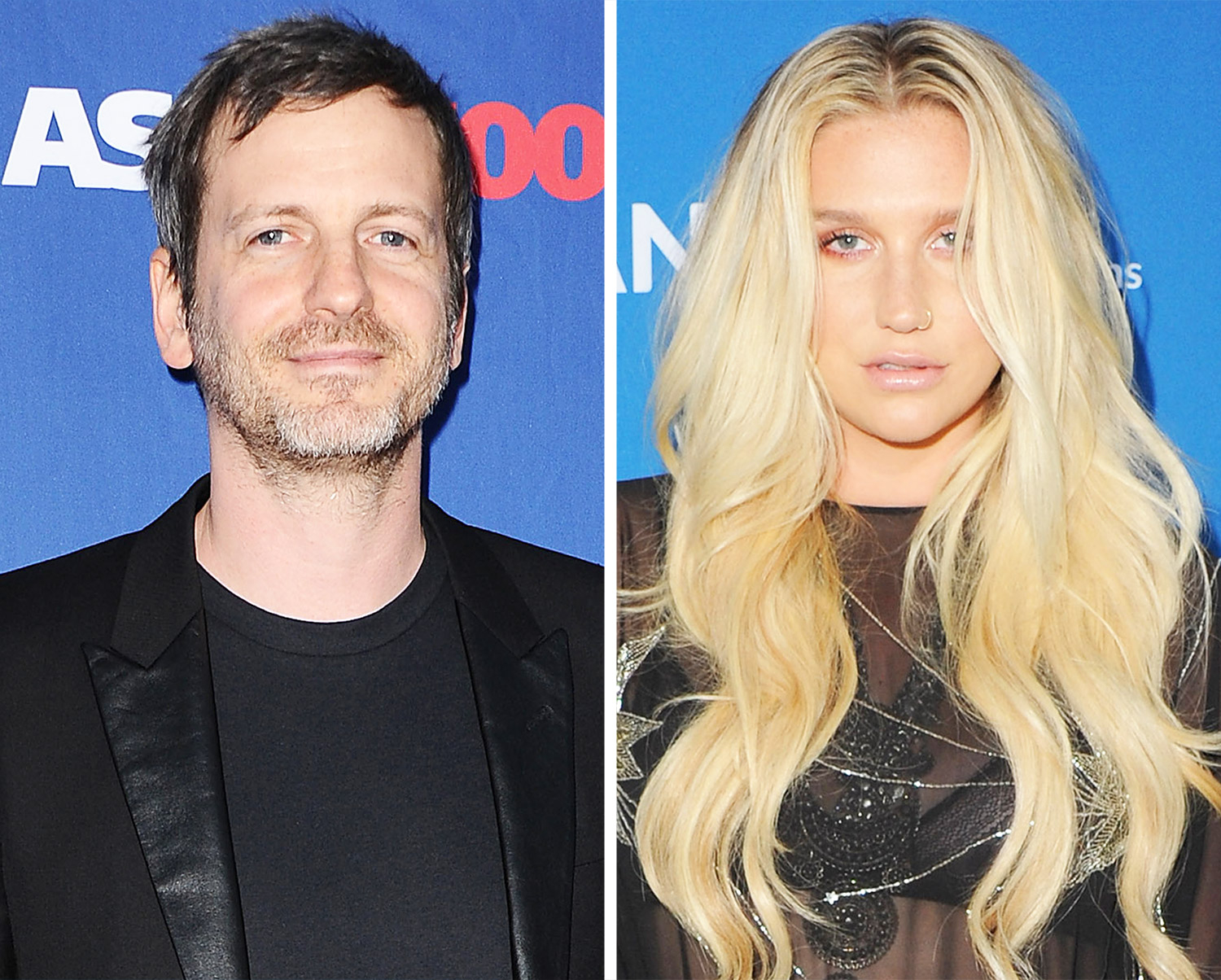 Dr. Luke and Kesha