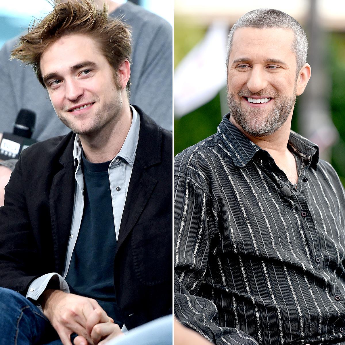Robert Pattinson and Dustin Diamond
