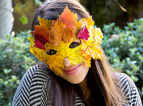 Soleil Moon Frye leaf mask