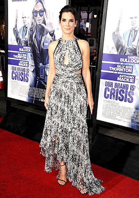 Sandra Bullock (full length)