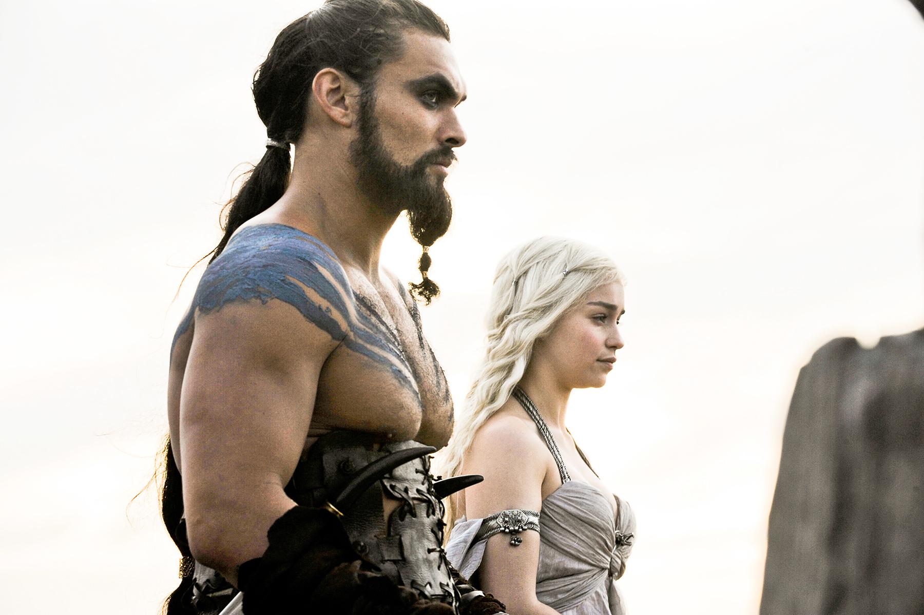 Khaleesi actress dating shaun