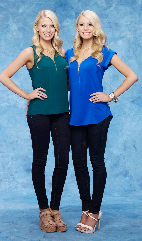 Emily and Haley Ferguson