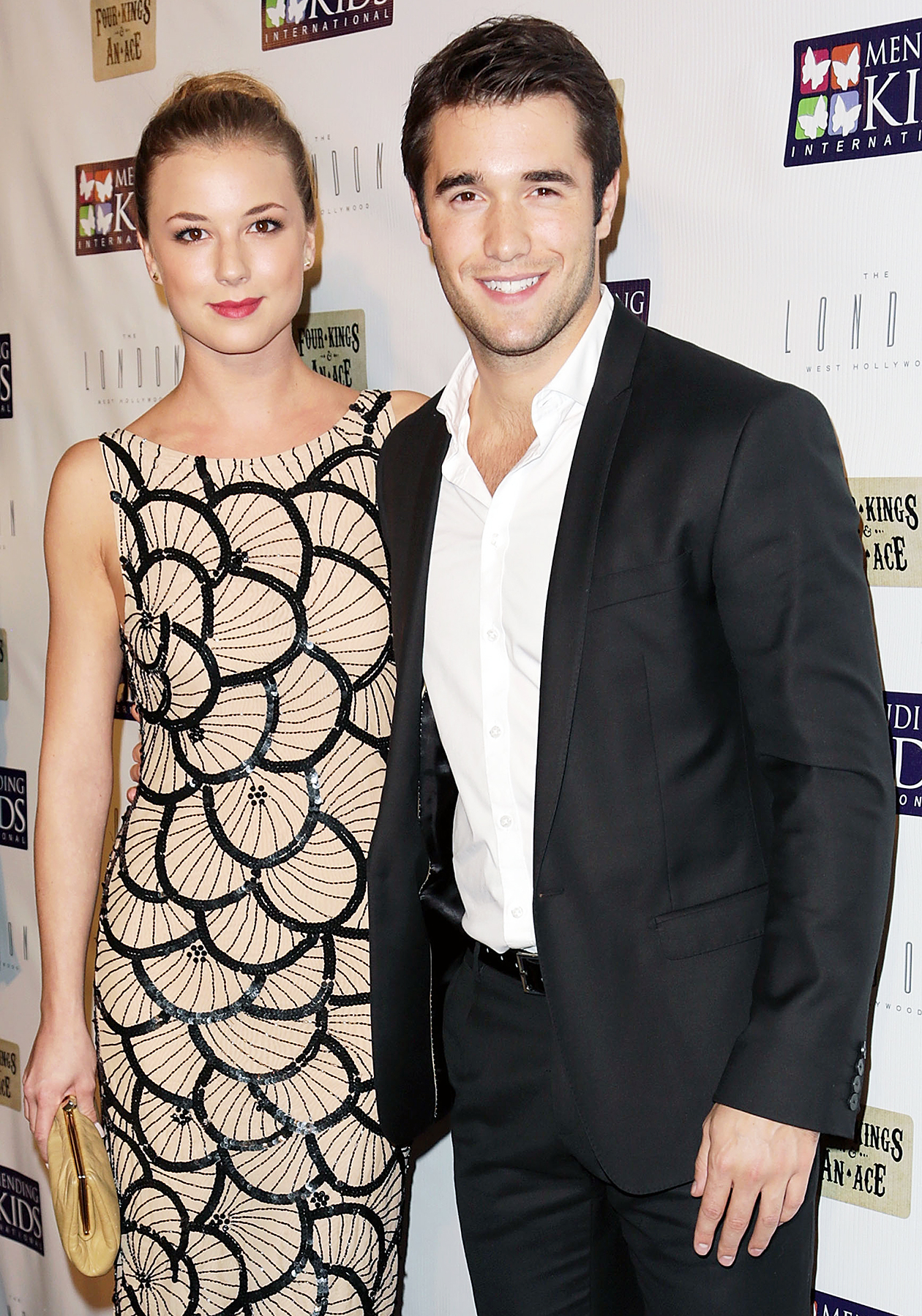 Emily VanCamp Engaged to 'Revenge' Costar Josh Bowman