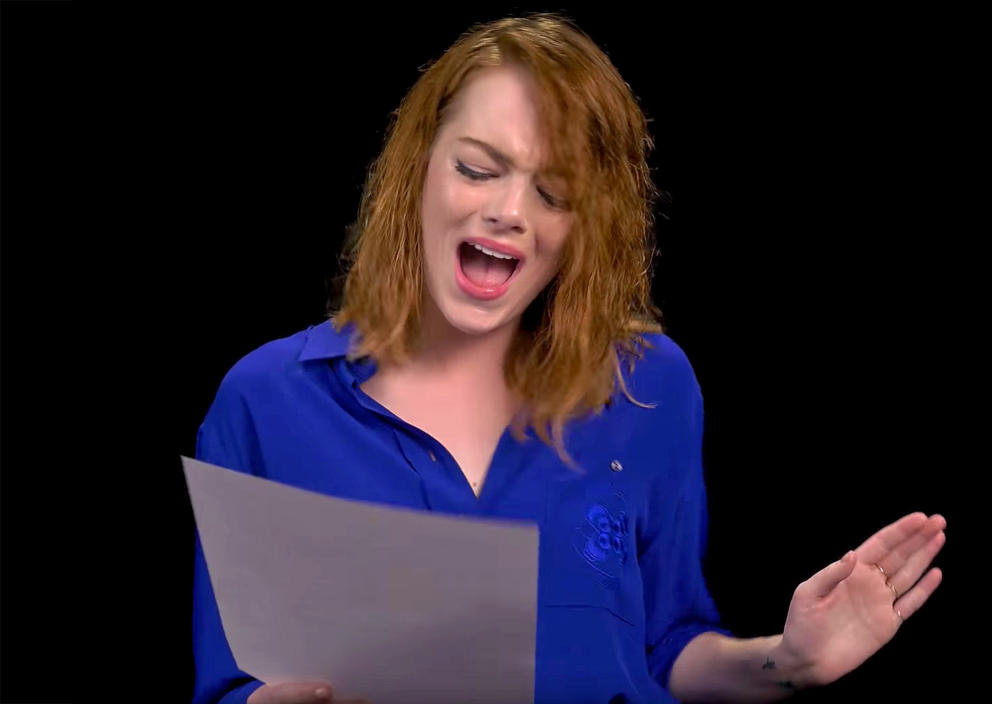 Emma Stone, Natalie Portman, Amy Adams and More Sing 'I Will Survive' Ahead of Donald Trump's Inauguration