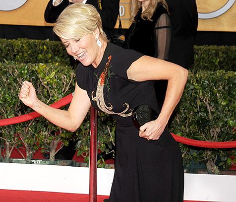 Emma Thompson Screen Actors Guild Awards