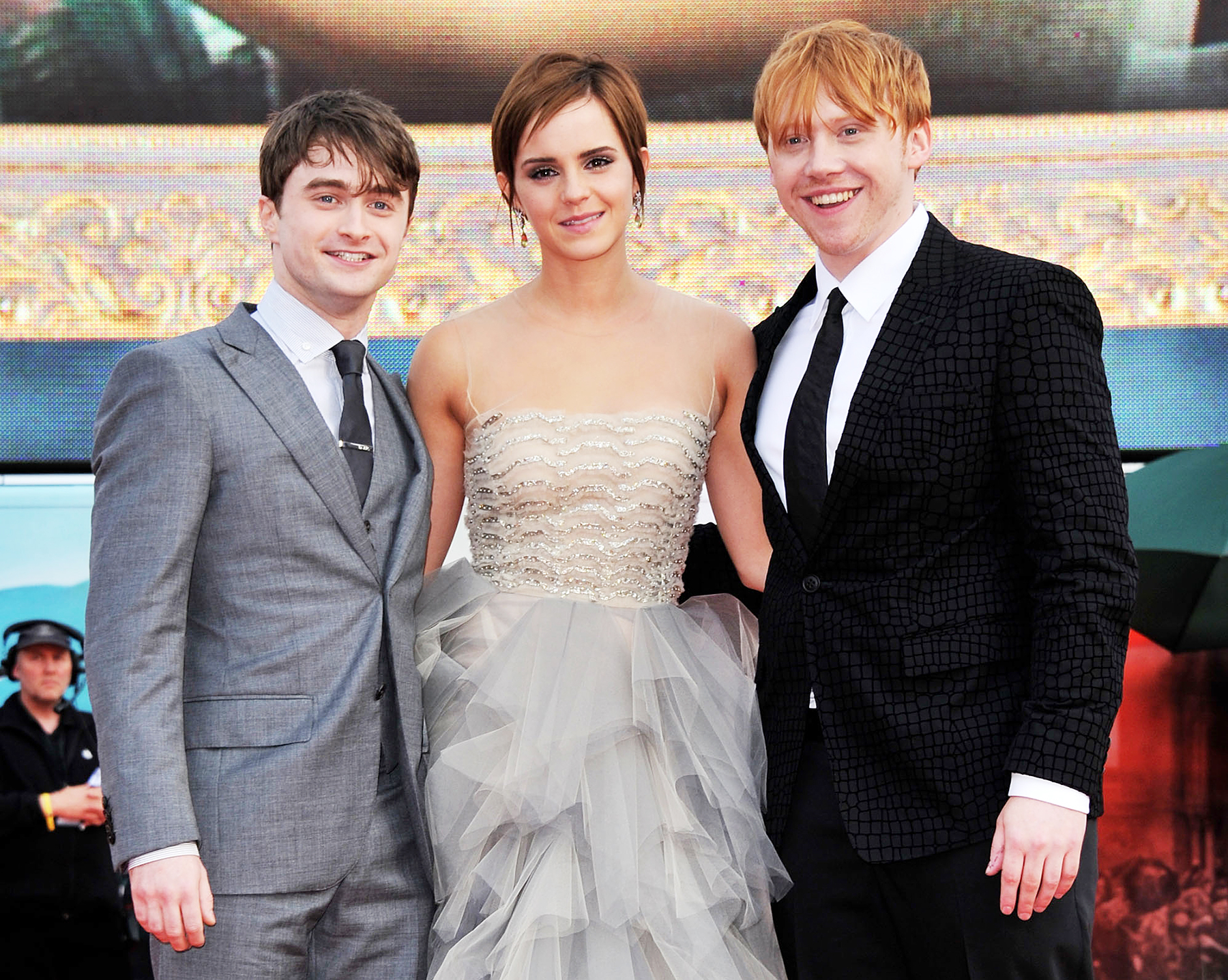 Is daniel radcliffe dating emma watson