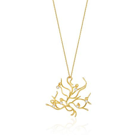 Beauty And The Beast Shop Belle S Stunning Gold Branch